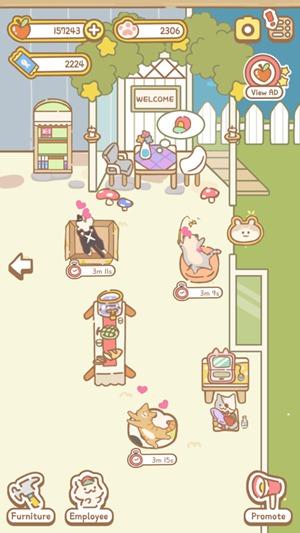 猫猫水疗馆最新版安装